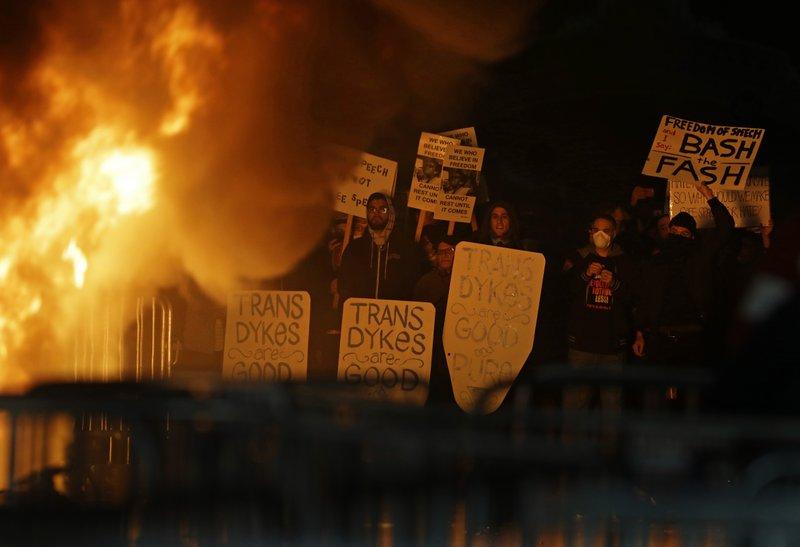Berkeley riots