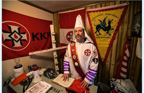 Ku Klux Klan Imperial Wizard Found Dead