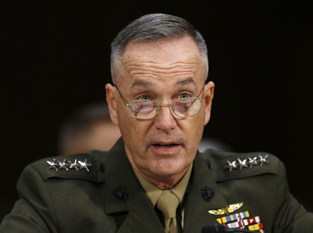 Top US General: War With North Korea 'Could Quickly' Spill Into Continental US