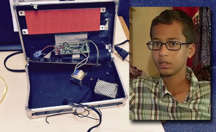 Clock Boy's Lawsuit Blows Up