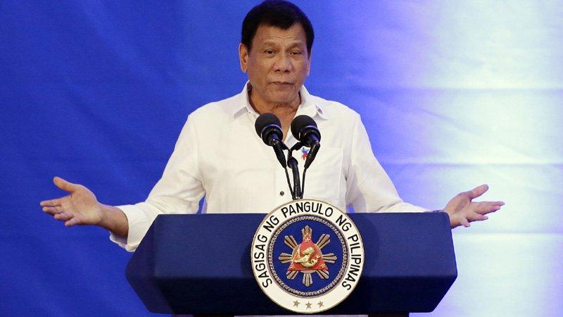 Duterte's Judicial Office: Murdering Criminals Is Fine, They Aren't Human