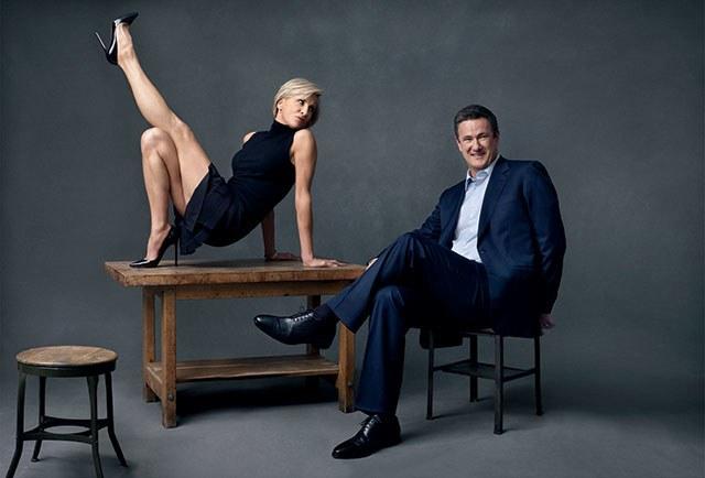 'Morning Joe' Co-Host Mika Brezinski Wants Control Of Your Mind