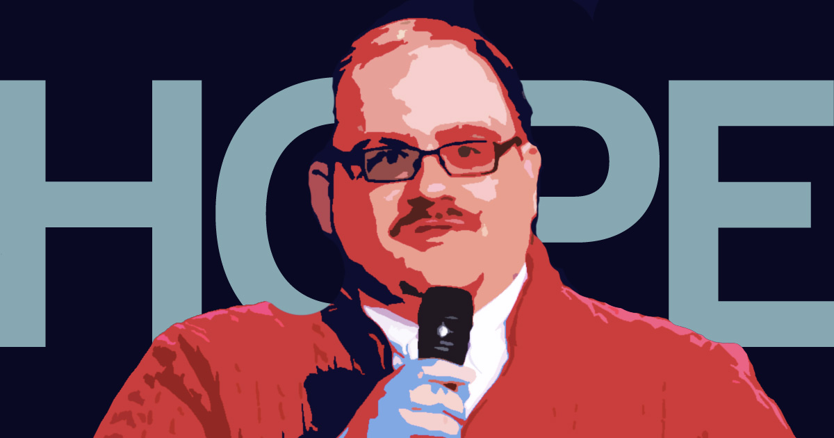 EXCLUSIVE: Ken Bone at CPAC