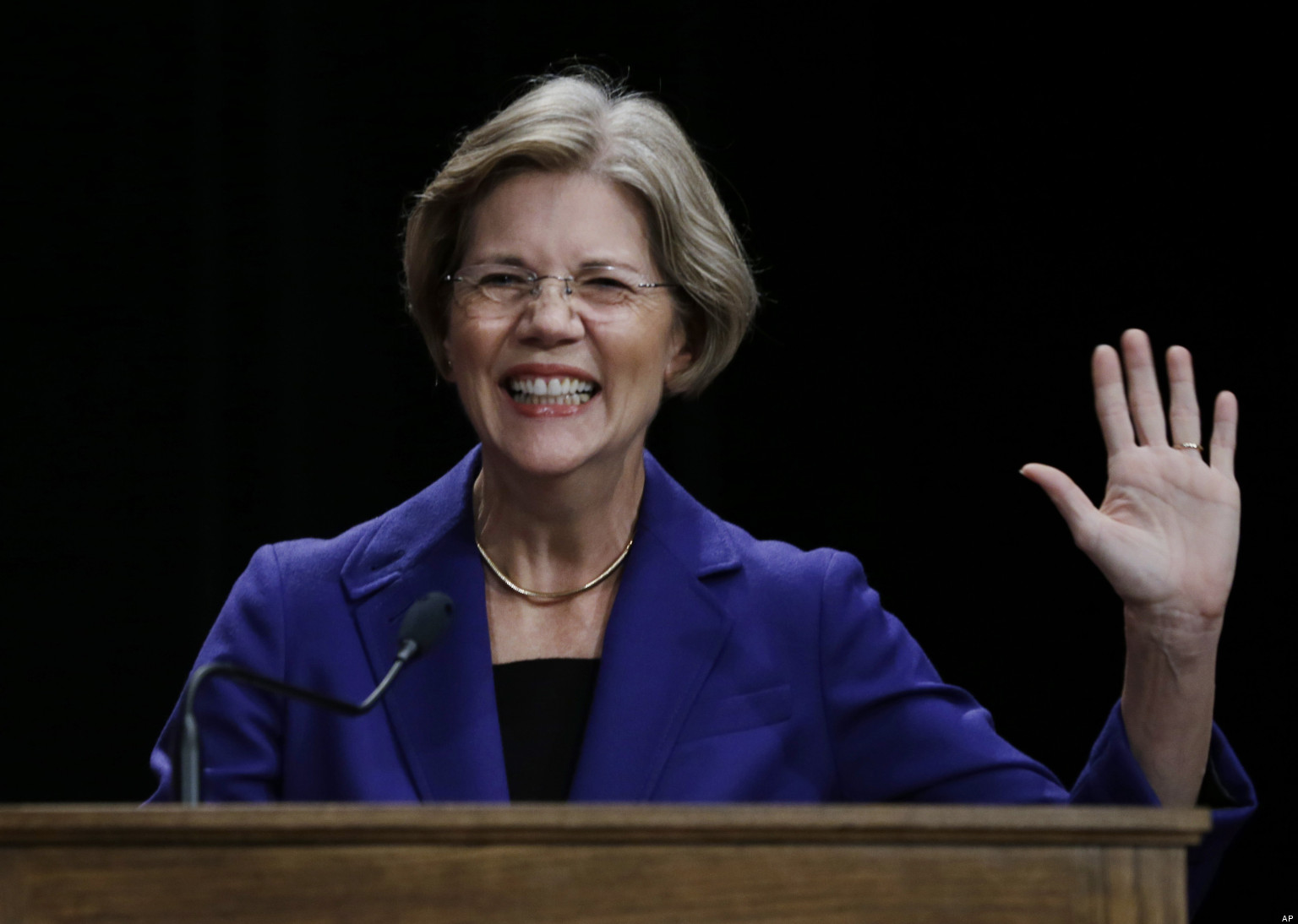 Warren Celebrates Indigenous People On Columbus Day