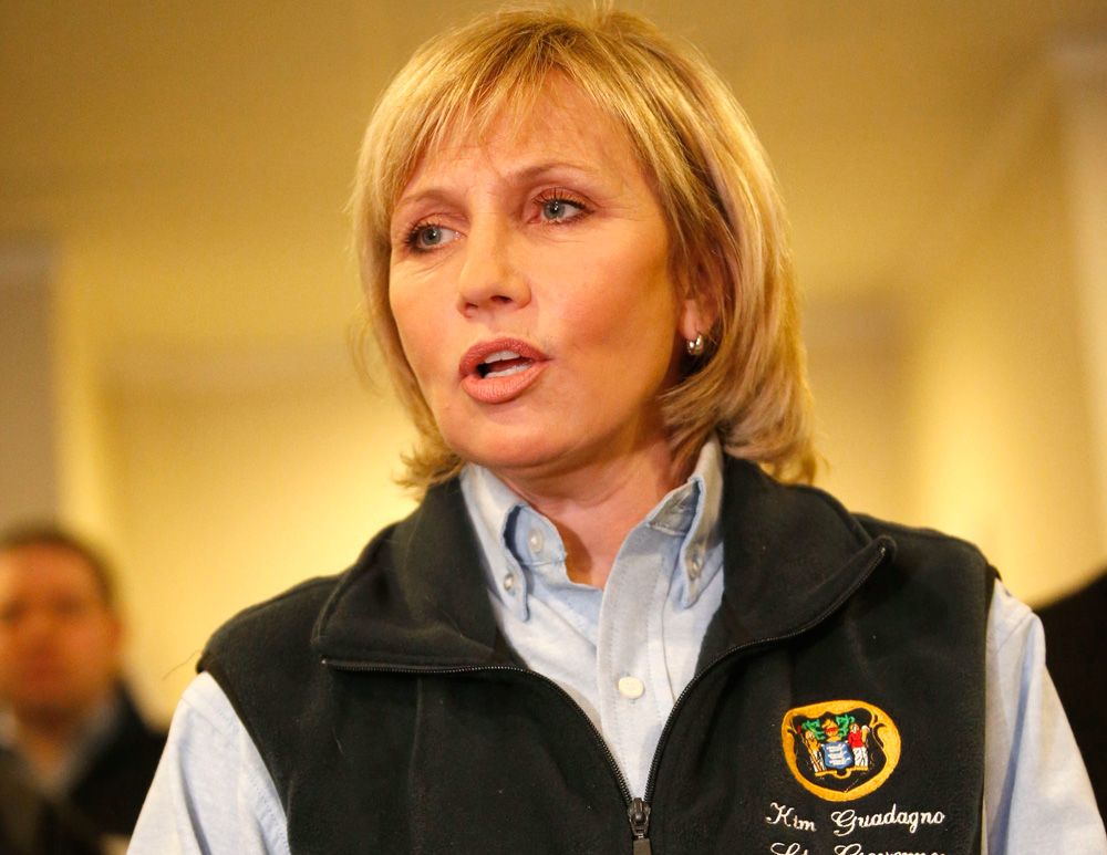 NJ GOP Gov Candidate Opposes Healthcare Bill