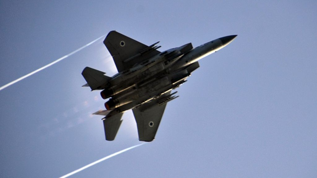 Syria Fires Back at Israel After Series of Airstrikes