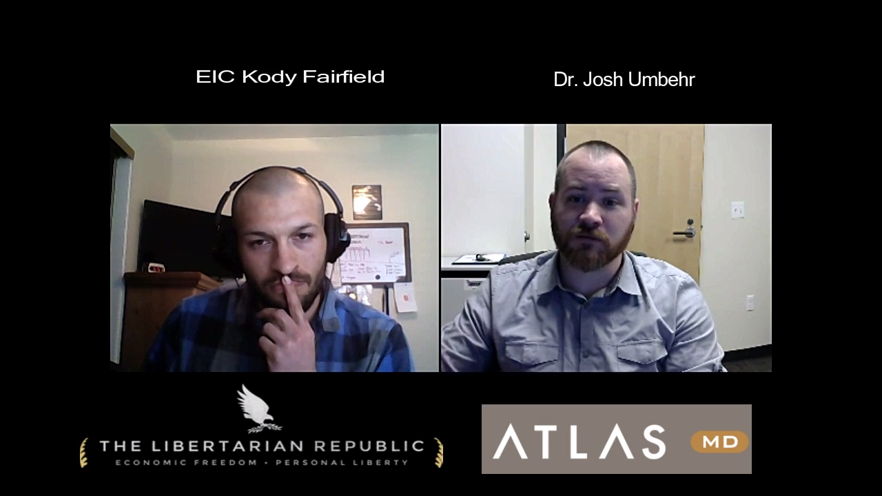 TLR Exclusive: AtlasMD's Dr. Josh Umbehr and Everything Healthcare