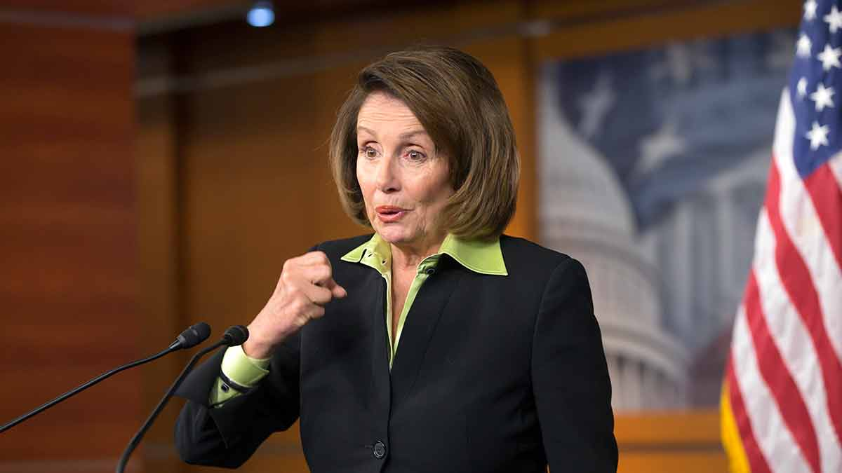 'Boldly And Decisively': Pelosi Promises Swift Action On 'Commonsense' Gun Control