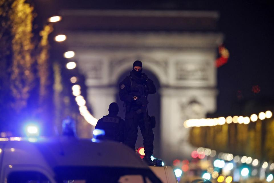 ISIS Paris Shooter Was Previously Arrested For Going On A Police Shooting Rampage