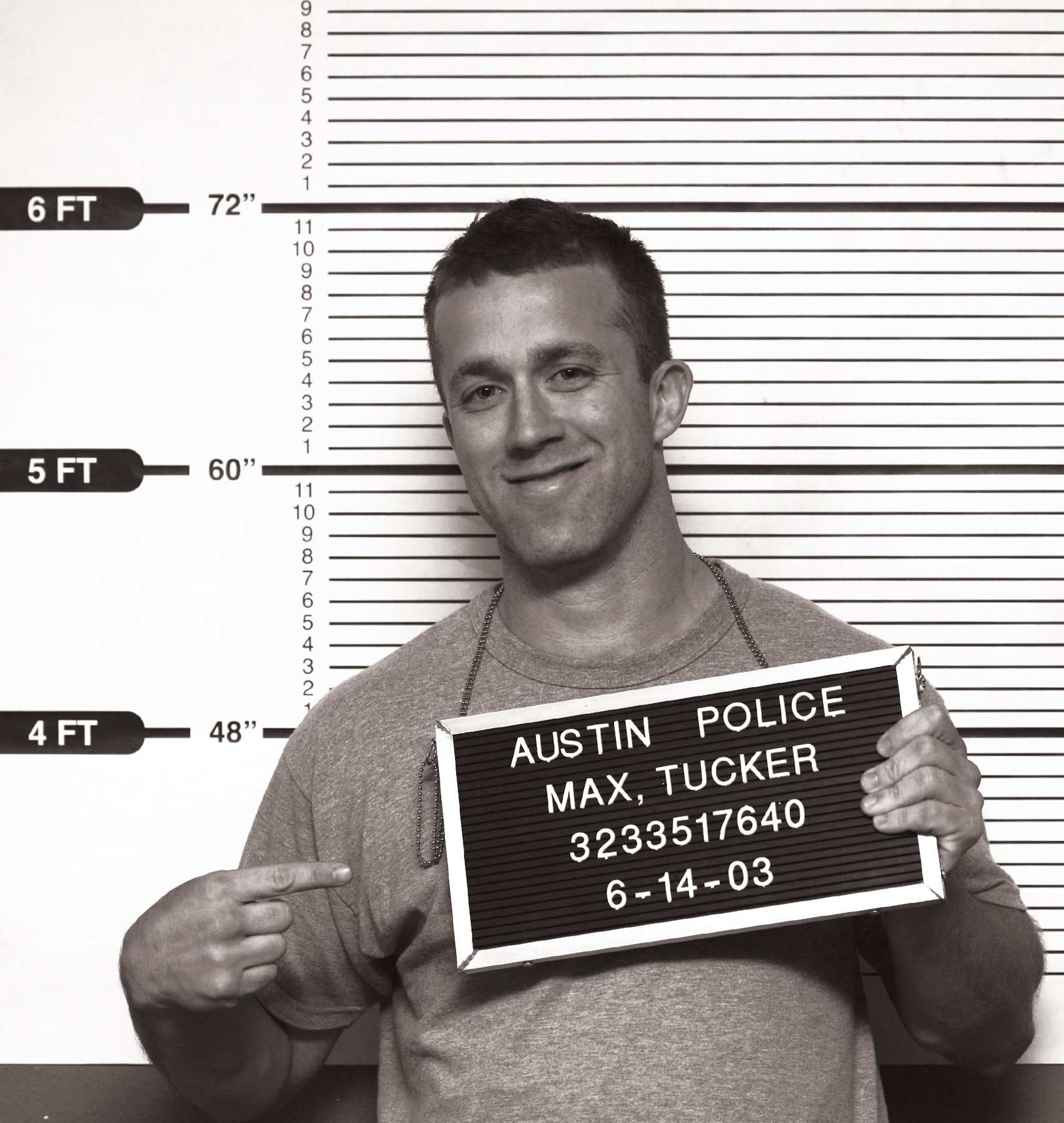 "Tucker Max: ""We'll Have a Hollow Government, Responsible for Military and Whatever!"""