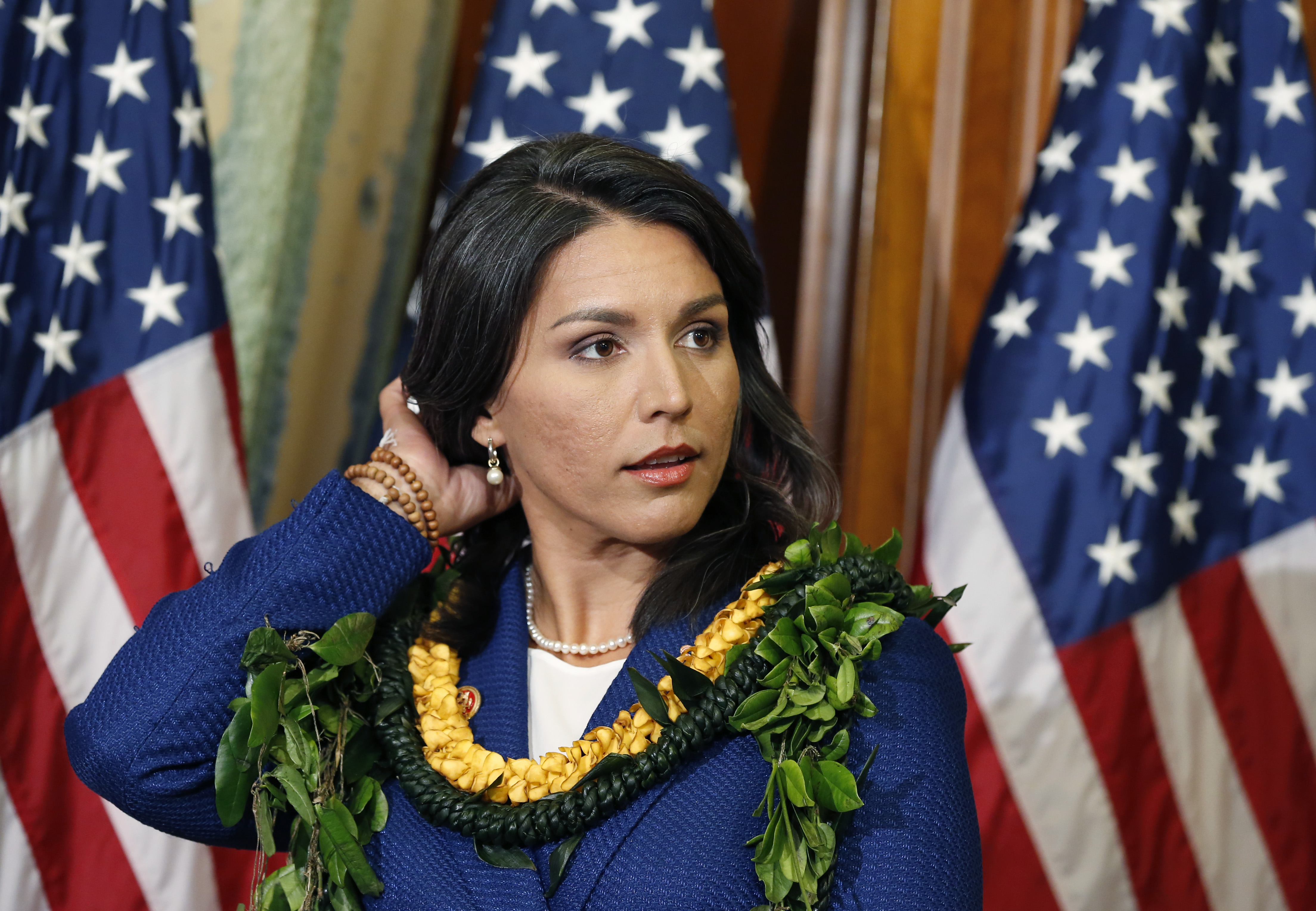 Is Tulsi Gabbard getting the Ron Paul treatment from the DNC?