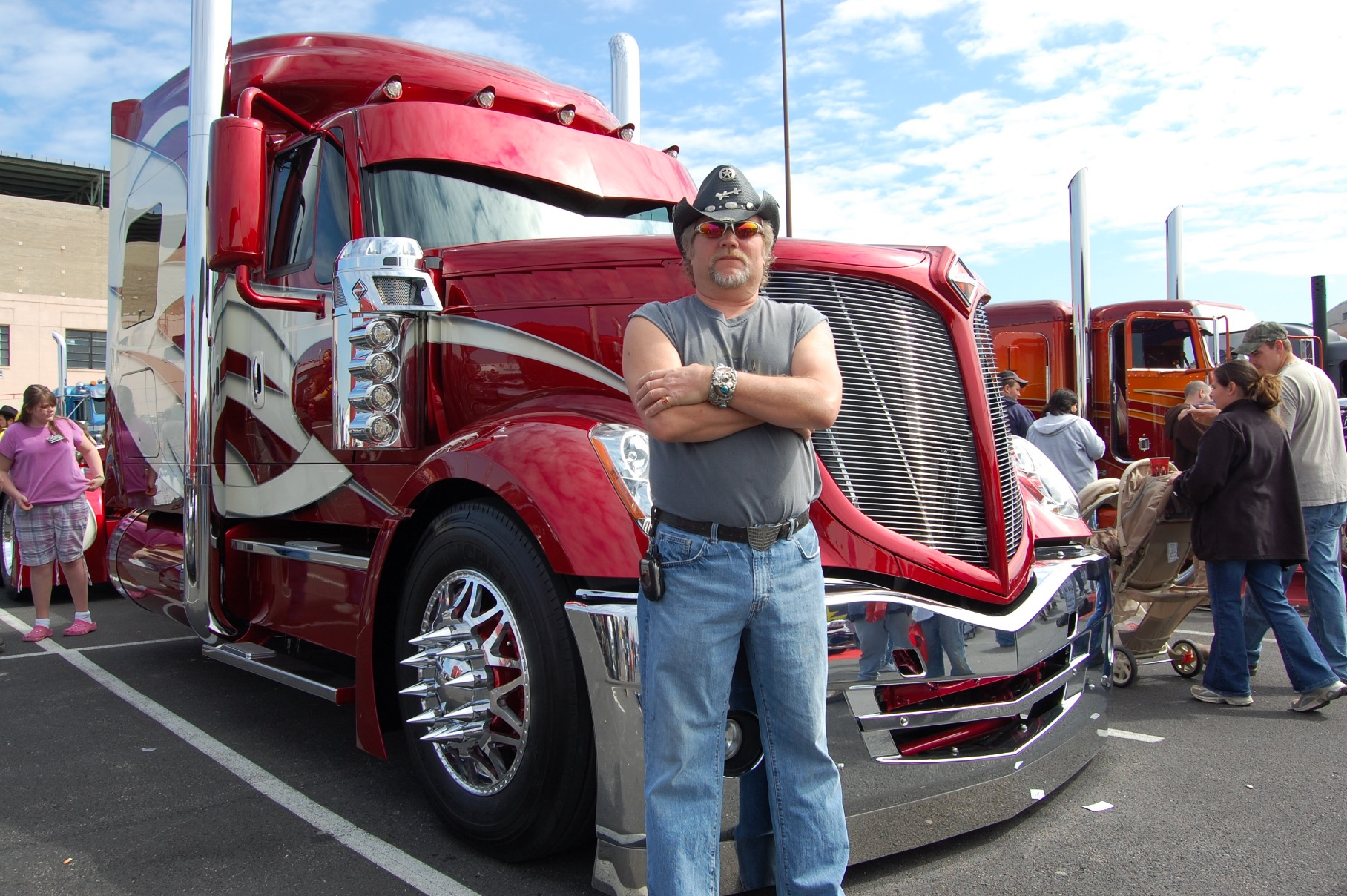 Truckers on the Front Lines of the War Against Human Trafficking