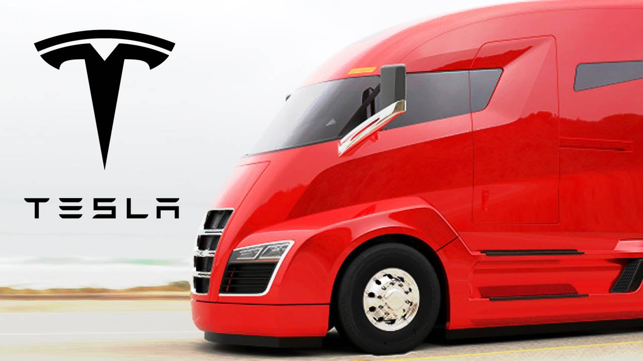 Tesla Says All-Electric Semi-Truck Coming Later This Year