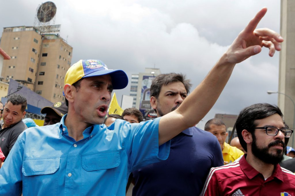 Venezuela Opposition Leader Barred from Holding Office, Protester Killed
