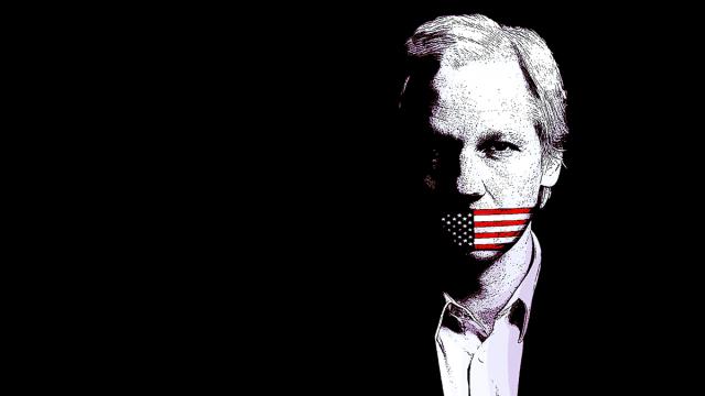 Feds to Seek the Arrest of Wikileaks' Julian Assange