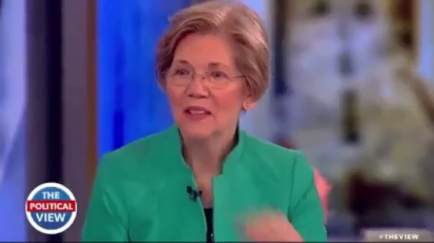 Elizabeth Warren Compares Trump to Kim Jong-Un [VIDEO]