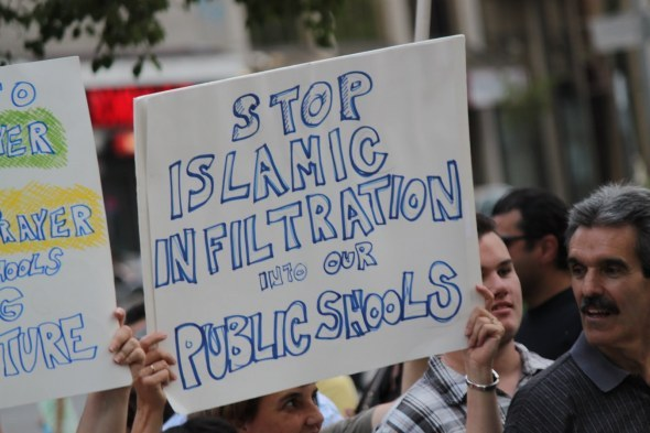 Middle School World History Test Insists Muslims Accepted Other Religions