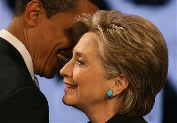 Obama Personally Told Hillary To Concede On Election Night