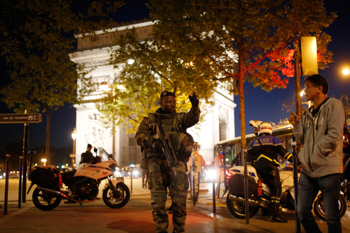 ISIS Claims Responsibility For Paris Champs Elysees Attack