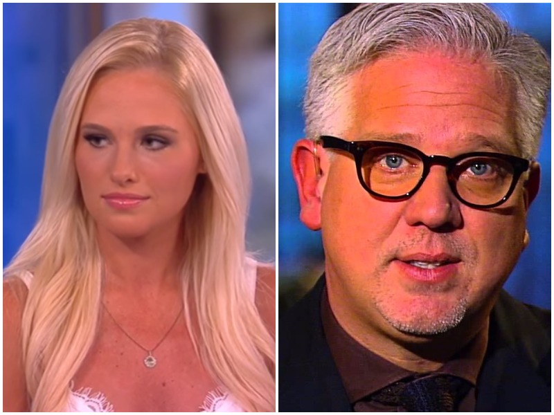 """Tomi Lahren Sues The Blaze, Says Firing Was a """"Public Smear Campaign"""" in Order to """"Inflate Beck's Profile"""""""