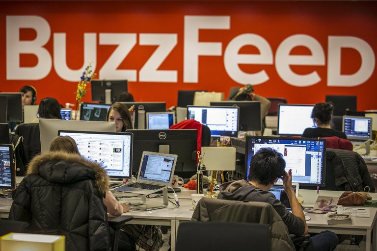 BuzzFeed Sues For Government Records Discussing Trump's Tweets
