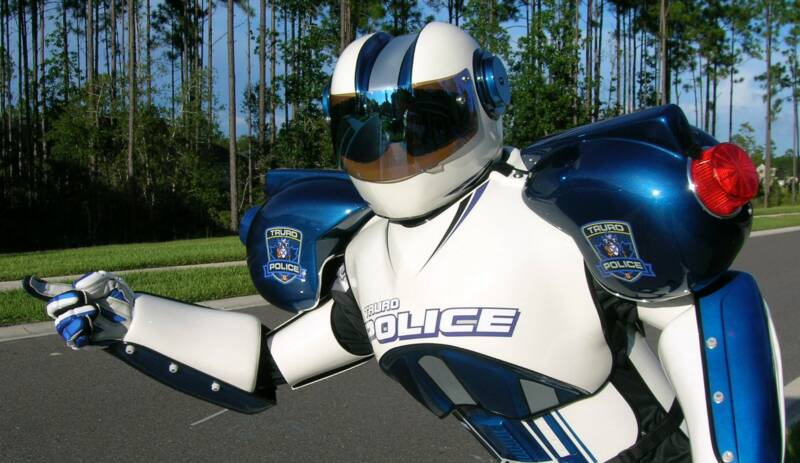 Dubai Wants 25% of its Police Force to be Robotic by 2030