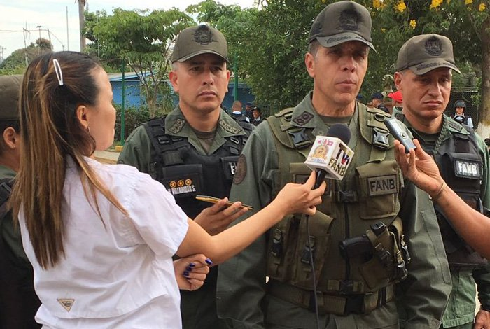 Venezuelan General Pushes for Potential Use of Snipers on Anti-Gov Protesters