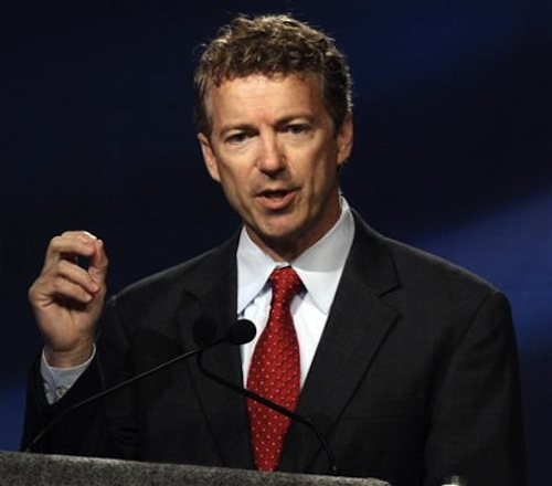 Rand Paul to Force a Vote on Trump's $110B Defense Deal with Saudi Arabia