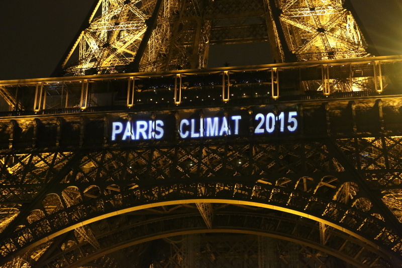 REPORT: Trump To Withdraw From The Paris Climate Accord