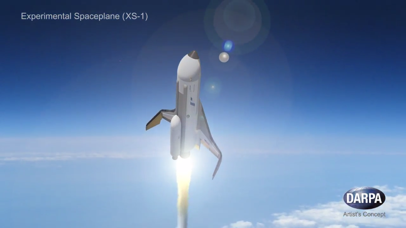 Military Will Have A Hypersonic Spaceplane By 2020 [VIDEO]