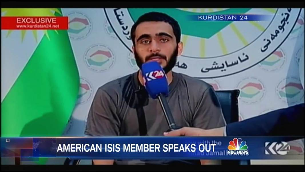 Trial Begins For Virginia Man Who Backed Out Of ISIS After Realizing He Couldn't Smoke