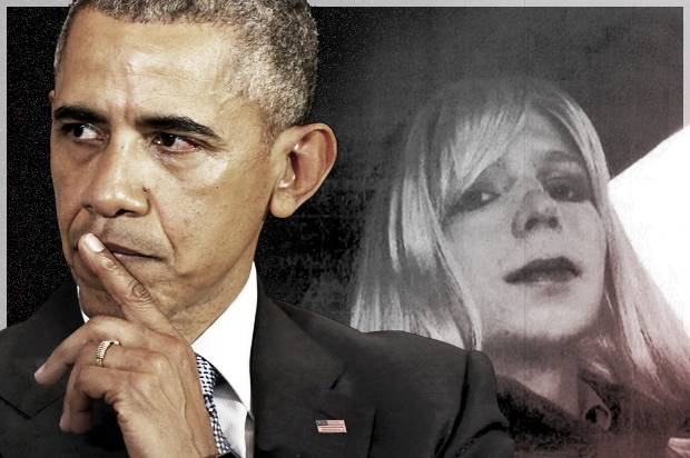 'Ungrateful Traitor' Chelsea Manning Released From Prison Early By Obama