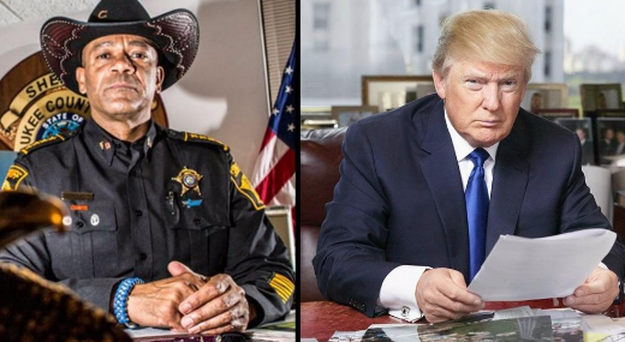 Sheriff David Clarke to Accept Top Role with Department of Homeland Security
