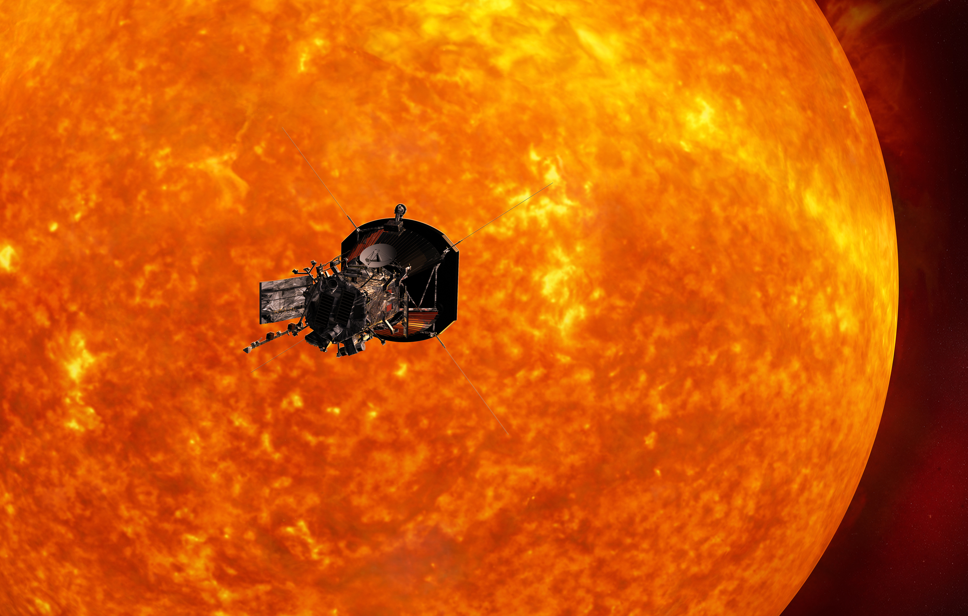 New NASA Space Probe Will Fly INTO The Sun