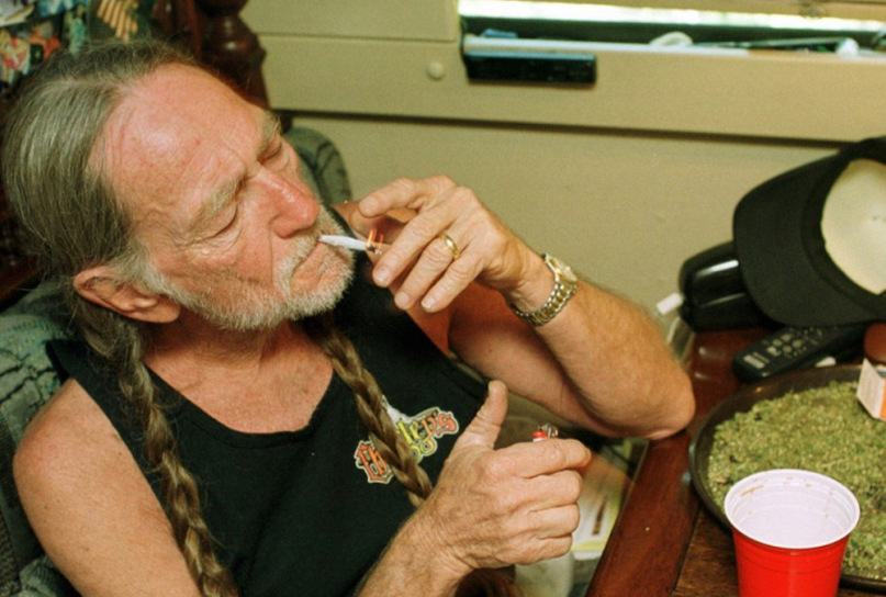 Study: A Daily Dose Of Pot May Make The Elderly Smarter