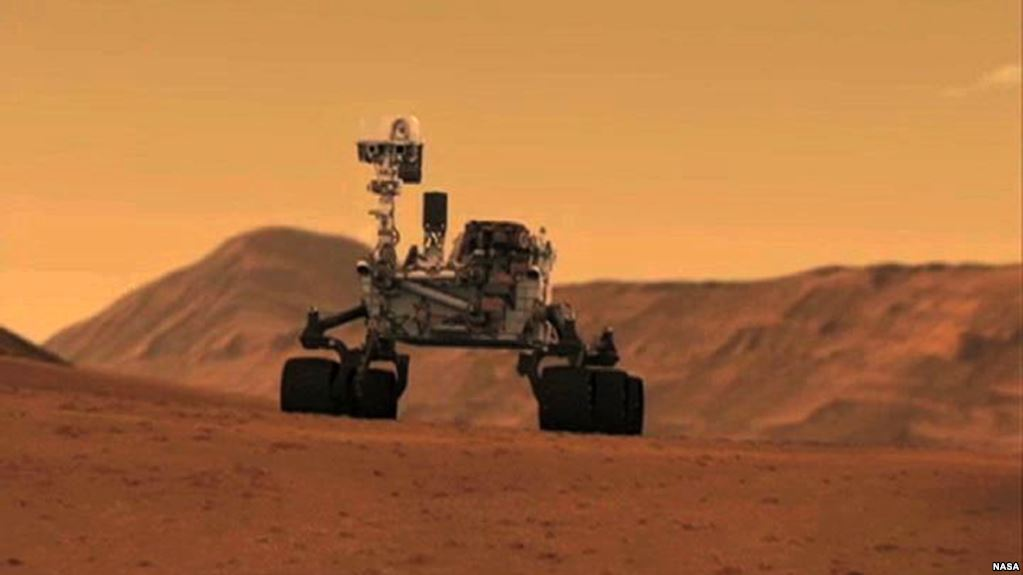 descriptions of a rover for mars - photo #3