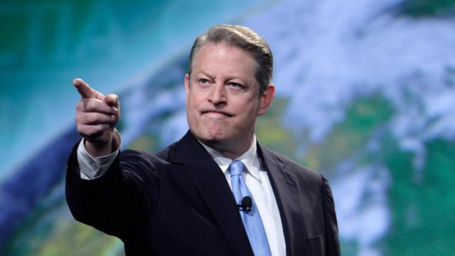 Al Gore: God Wants Us To Fight Global Warming