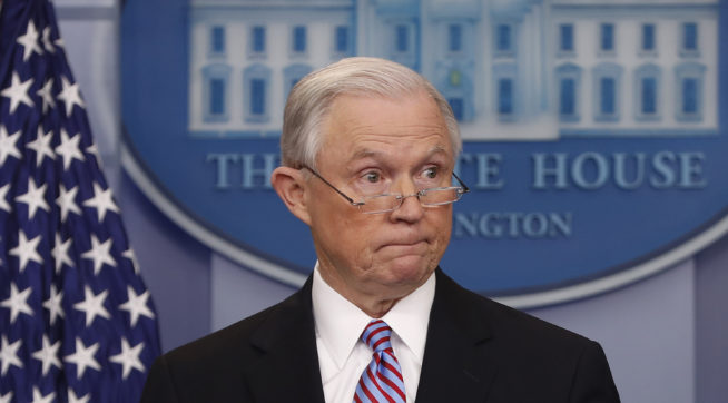 Senate Intelligence Committee Wants To Question Sessions