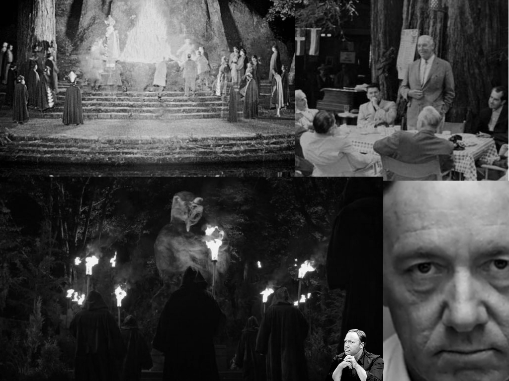House of Cards Goes Full 'Alex Jones' and the 'Bohemian Grove'