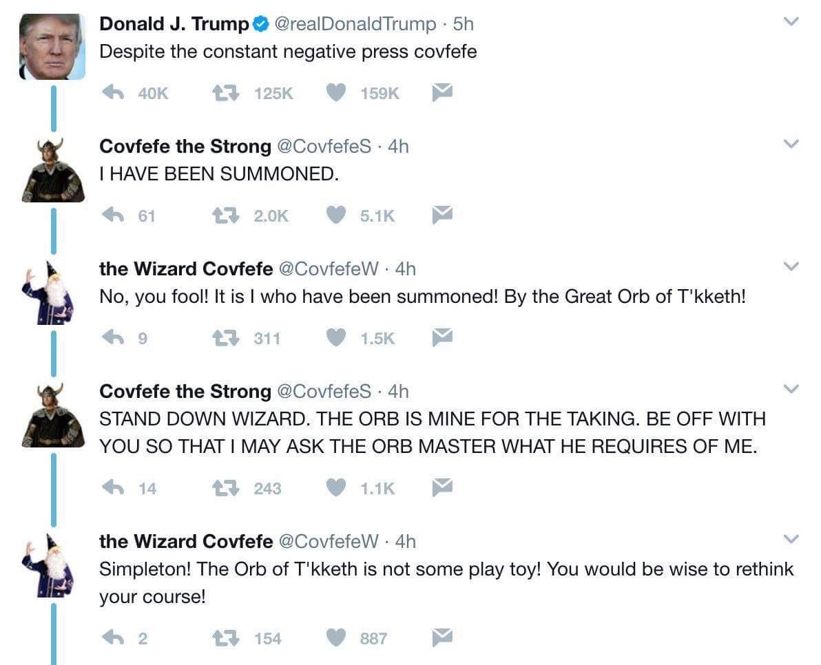 Samantha Bee Has A Theory About Trump's 'Covfefe' Tweet, And It's Gnarly