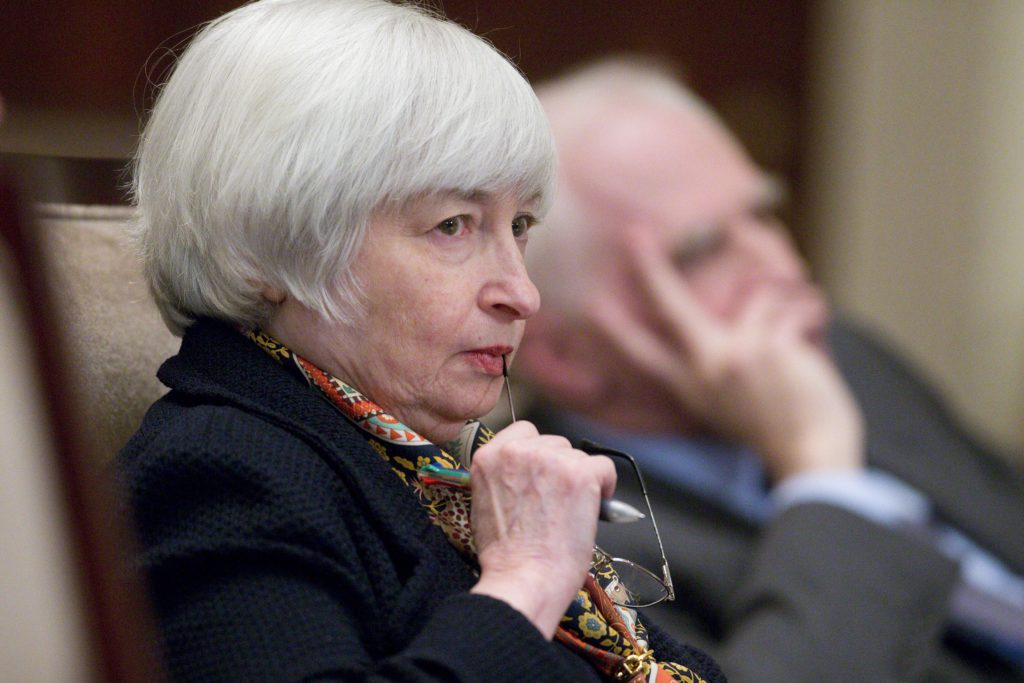 janet yellen - photo #13