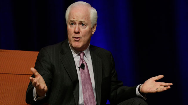 Cornyn: Obamacare Will Be Repealed 'By July'