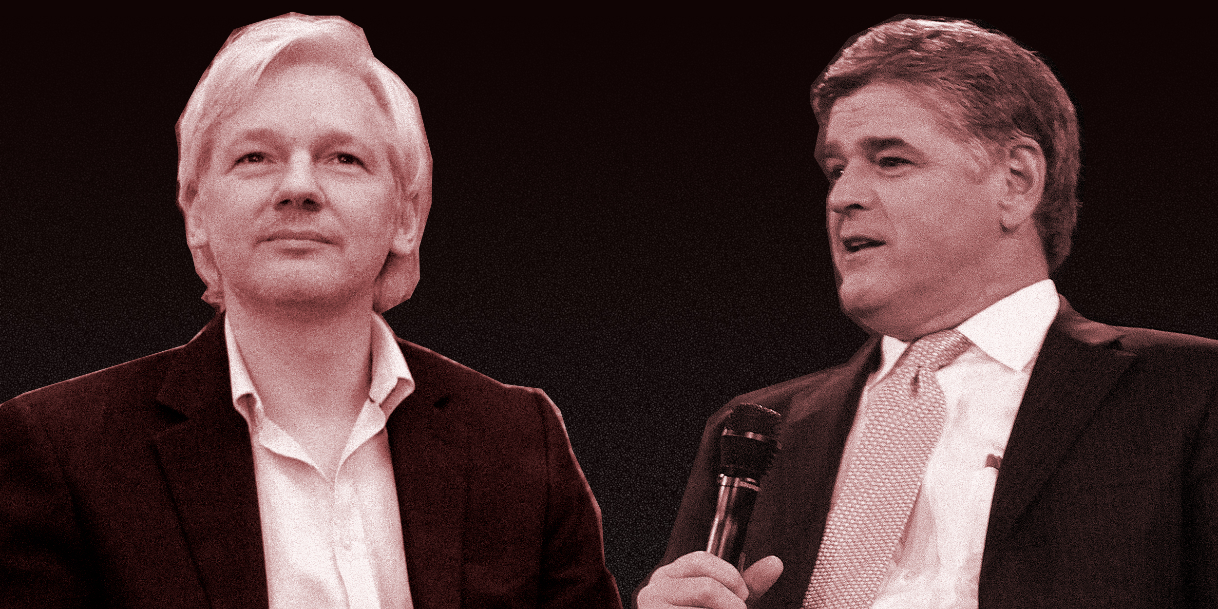 Hannity Propositions Wikileaks's Julian Assange to Guest Host His Radio Show