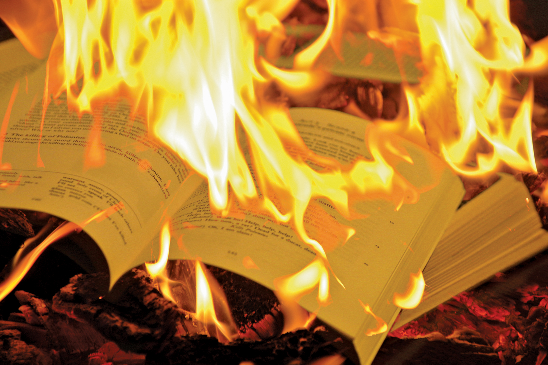 Pair To Be Charged With Hate Crime For Burning Koran.