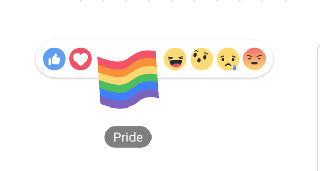Facebook Users Complain That Gay Pride Button Doesn't Help Transgenders
