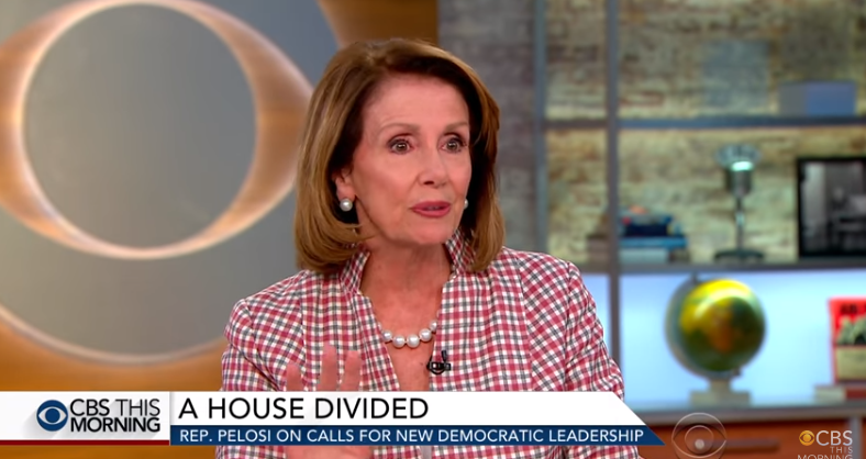 Amidst Calls To Resign, Pelosi Continues Excusing Her Failures [VIDEO]