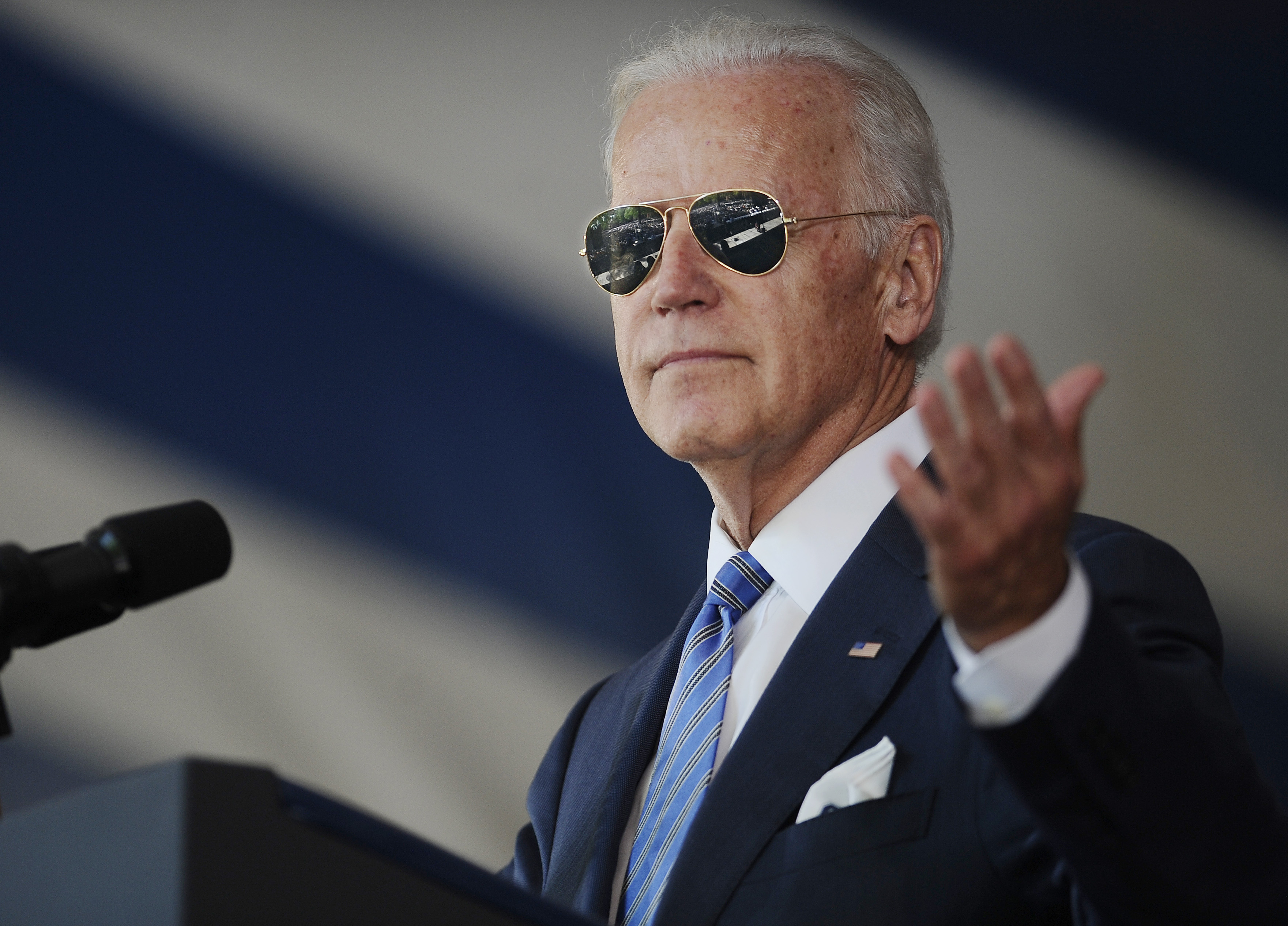 Questions About Joe Biden's Mental Fitness Creep Into Mainstream