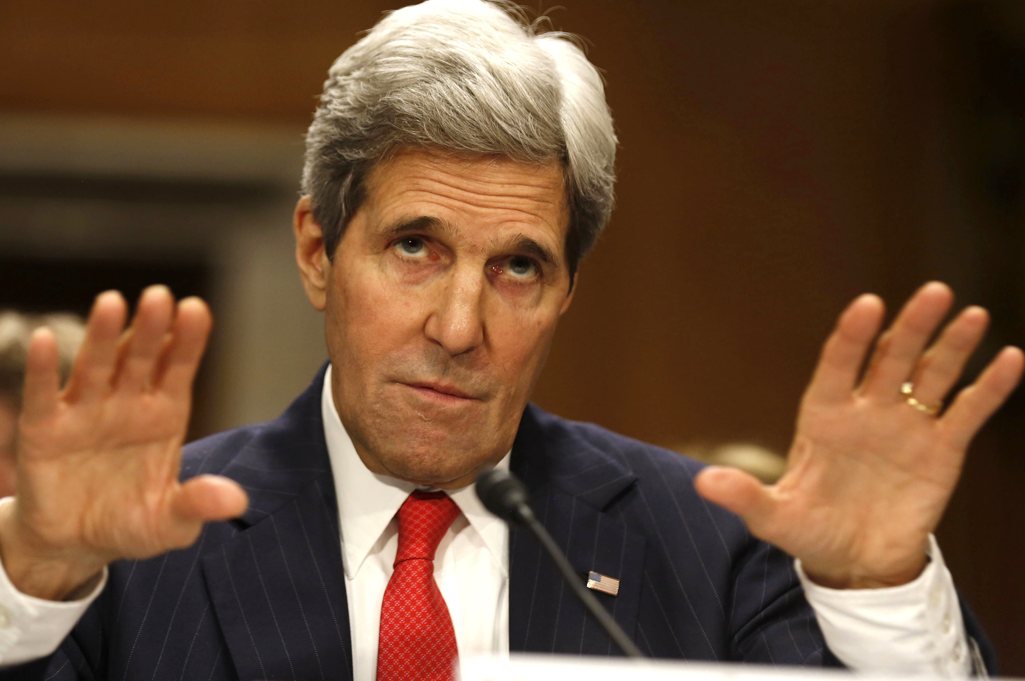 John Kerry Thinks US Will Meet Paris Deal Commitment Despite Trump's Pullout