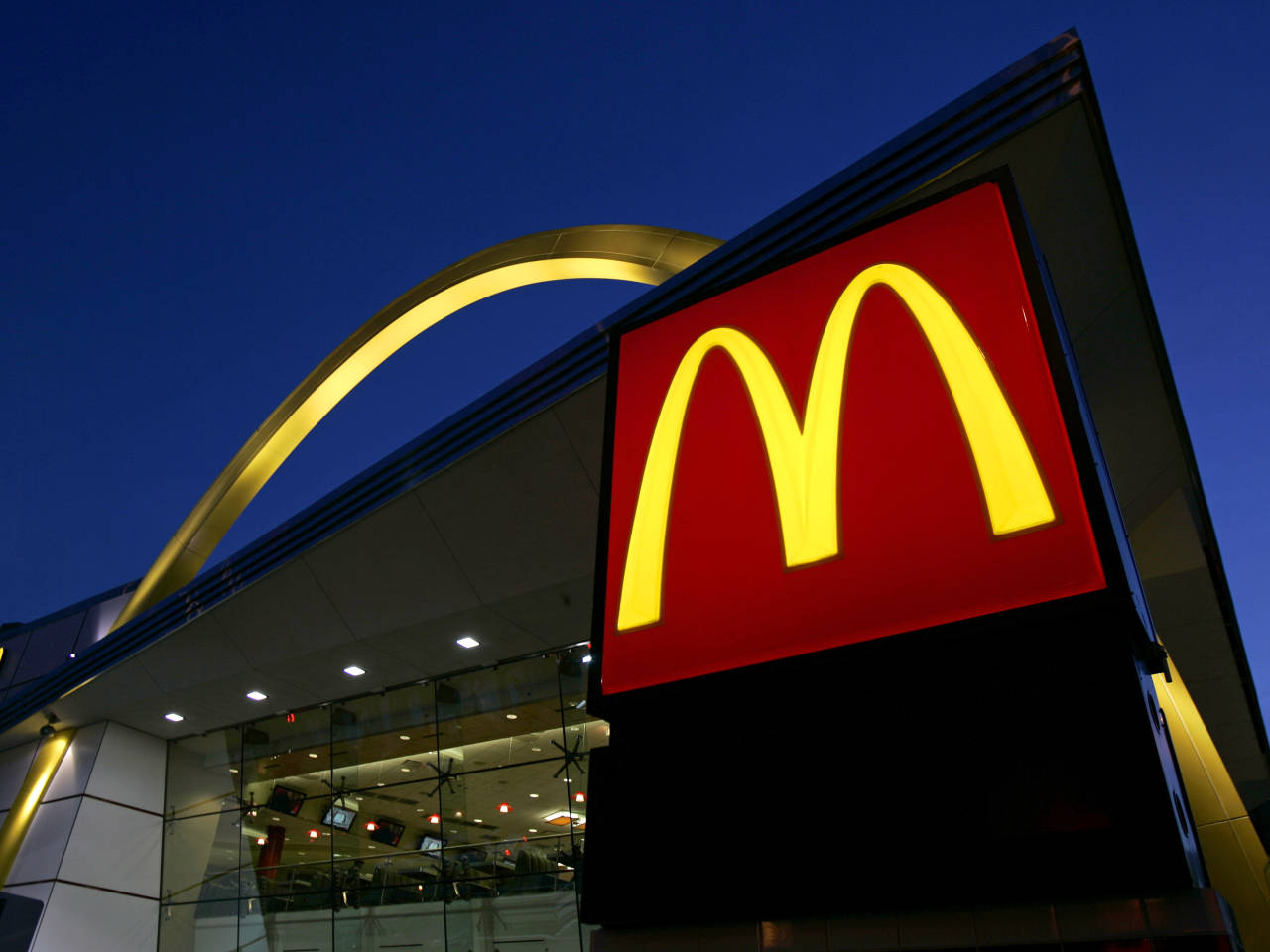 McDonald's Stock Soars as it Invites Customers to Experience the Future Without Cashiers