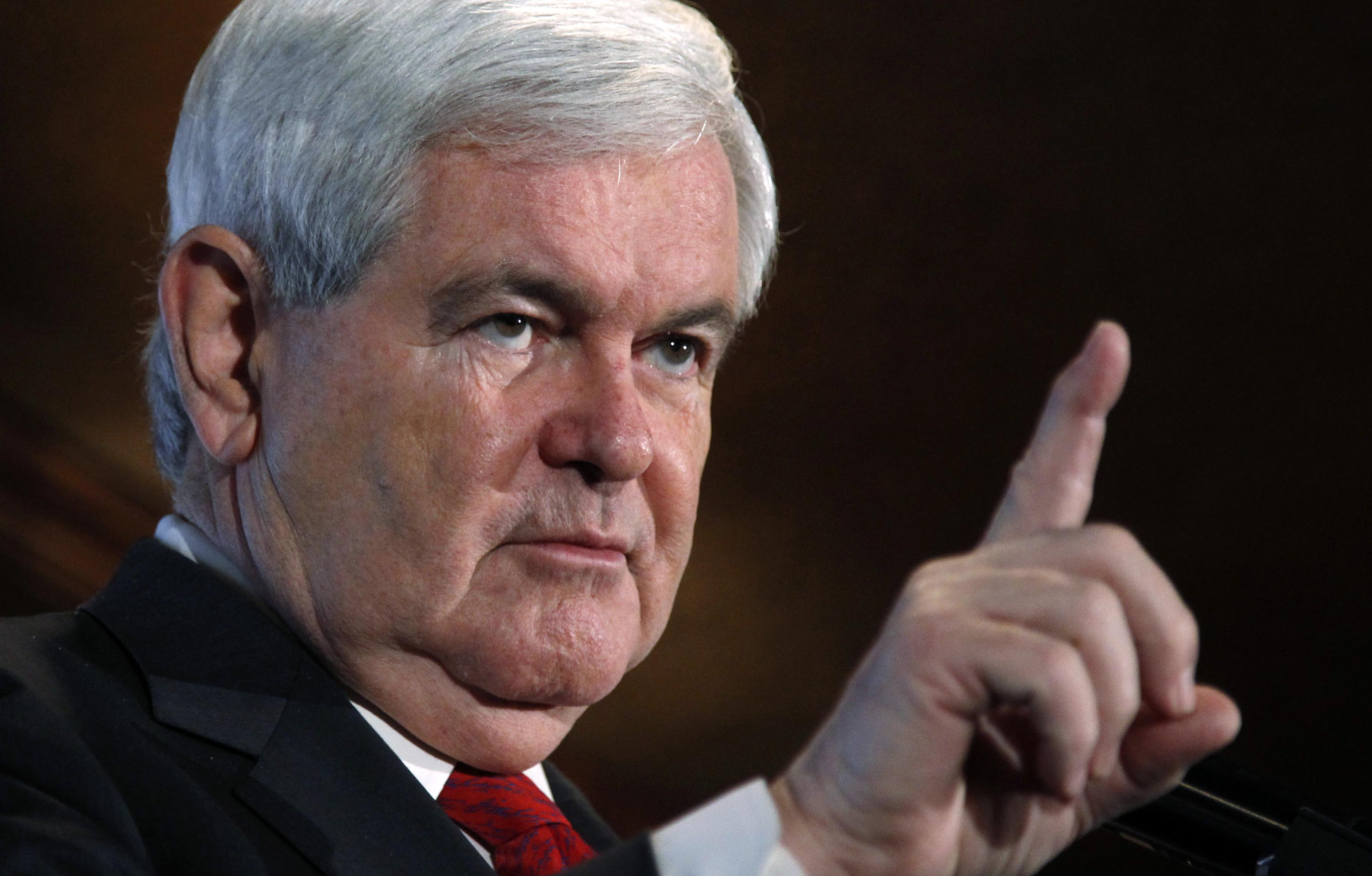 Gingrich Says Mueller Isn't Neutral, Calls On Congress To Abolish Special Counsel